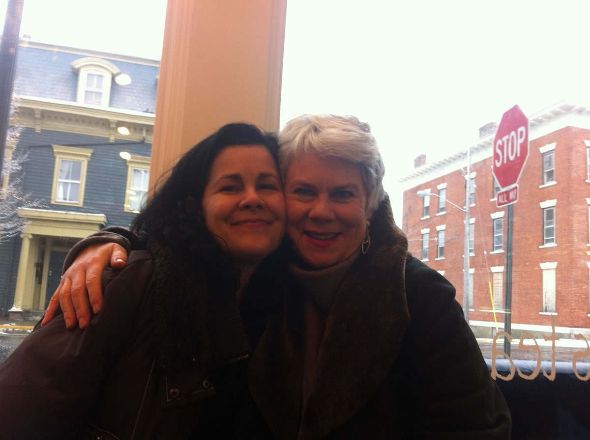 Christmas Shopping, with Darlene Violette